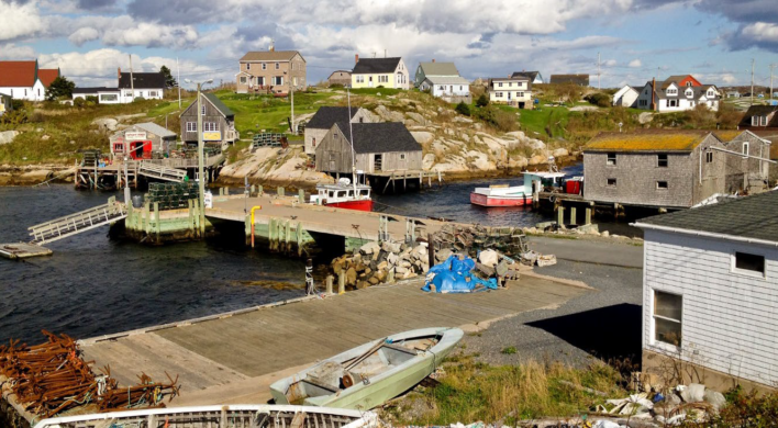 East coast harbour